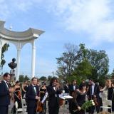 День памяти Марины Цветаевой. Елабуга, 31 августа 2013 года.