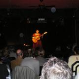 Париж, март 2010 года, концерт в кабаре Старая решётка.