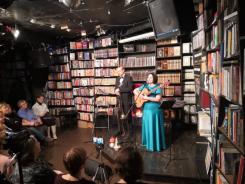 4 декабря состоялся концерт Юлии Зиганшиной и Дмитрия Толпегова «Листая календарь»!