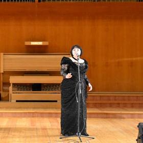 Концерт в Органном зале Набережных Челнов. Ноябрь 2012 года.
