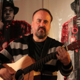 Алексей Гомазков на Луф-Параде. Москва, октябрь 2013.