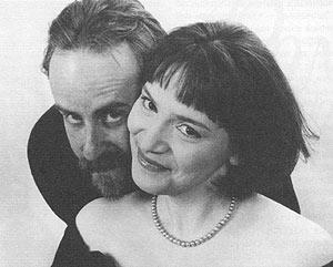 Юлия Зиганшина и Алексей Гомазков