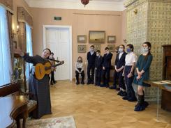 Концерт-экскурсия в Музее Е. А. Боратынского.