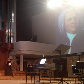 Концерт в Большом концертном зале РТ &amp___quot_Звезда по имени Бах&amp___quot_. 7.12.2014.