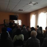 30 января. Благотворительный концерт в Центре реабилитации инвалидов &amp__quot_Восхождение&amp__quot_.