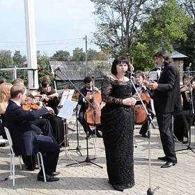 31 августа 2013 года, Елабуга. День памяти Марины Цветаевой.