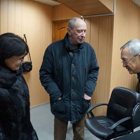 6 февраля после концерта Юлия Кима в Казани.