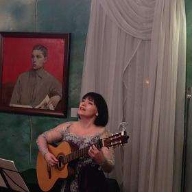 21 марта 2014 года, казанский музей Е. А. Боратынского. Программа &amp_quot_Спляши, цыганка, жизнь мою&amp_quot_.