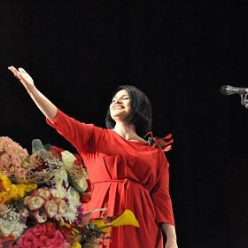 Юбилейный концерт Юлии Зиганшиной