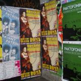 Афиши на память. Польские гастроли, Варшава 2009 год.