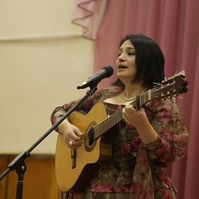 Концерт в Ульяновске.