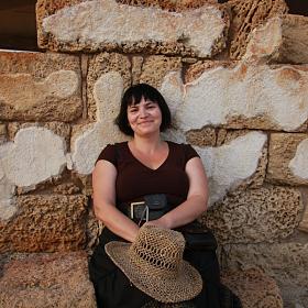 В Израиле. 2009 год. Фото Бориса Эрихмана.
