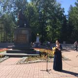 &amp_quot_Поэтические дворики, посвящённые Г. Р. Державину. 14.07.2014.
