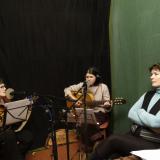 Трилогия. Запись первого альбома. Студия Сибирский тракт, 2006.