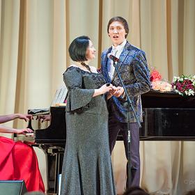 Юбилейный концерт Сергея Петрищева