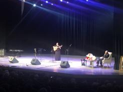 16 декабря на сцене концертного зала УНИКС отмечал юбилей замечательный человек, врач и бард Владимир Юрьевич Муравьёв!