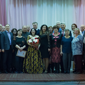 Концерт для выпускников КА? в Ульяновске.
