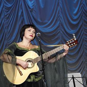 «Концерт современного романса» в Казани 2 октября 2008 года. Фотография Валерия Мустафина.