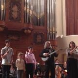 12 мая в БКЗ РТ состоялся &amp___quot_Концерт для шарманки с оркестром&amp___quot_ с участием Юлии Зиганшино