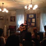 *Концерт в Казанском музее Е. А. Боратынского для иностранных студентов КФУ. 14.05.2014.