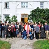 Ясная Поляна, август 2013 года. VIII Международный семинар переводчиков.