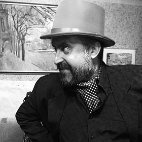 Алексей Гомазков в Казанском музее Е. А. Боратынского.