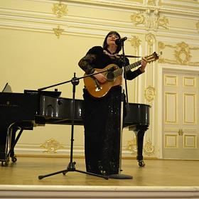 Санкт-Петербургская филармония, малый зал. 2010 год.