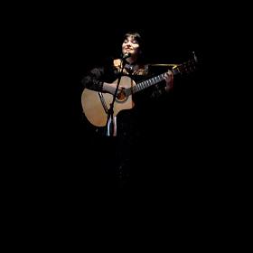 Концерт Юлии Зиганшиной 12.01.2013. в театре «ЛЯНТИОЛЬ» (Барселона).
